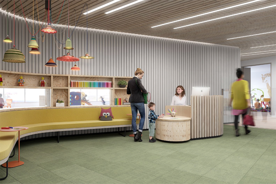 Childcare Centre Reception Mulgrave