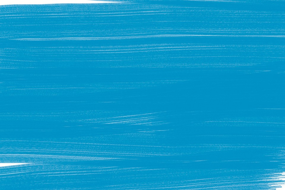 Painted Blue Background Alternative