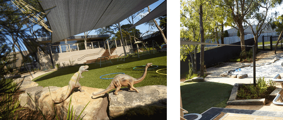 Platypus Junction Langwarrin Childcare & Kindergarten Playground